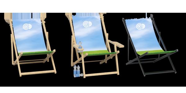 Sillas de playa personalizadas por la Imprenta online de lunes a domingo 24/7- sillas-de-playa