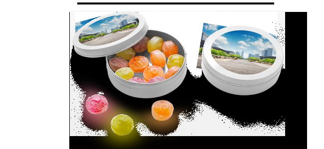 Cajas-de-caramelos personalizadas por la Imprenta online de lunes a domingo 24/7-cajas de caramelos