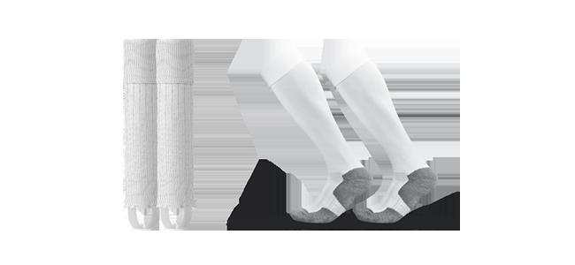 Calcetines-deportivos personalizados por la Imprenta online de lunes a domingo 24/7-calcetines deportivos