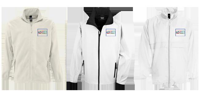 Chaquetas personalizadas por la Imprenta online de lunes a domingo 24/7-chaquetas