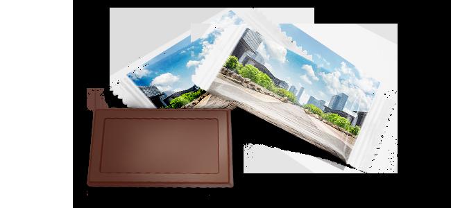 Chocolates personalizados por la Imprenta online de lunes a domingo 24/7-chocolate