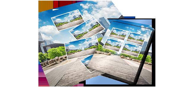 Collages de fotos personalizados por la Imprenta online de lunes a domingo 24/7-collages-de-fotos