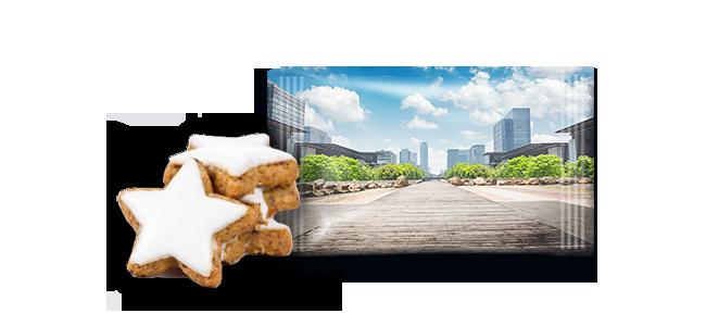 Galletas de canela personalizadas por la Imprenta online de lunes a domingo 24/7- galletas-de-canela