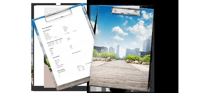 Tablillas c/sujetapapeles personalizadas por la Imprenta online de lunes a domingo 24/7-tablillas-c-sujetapapeles