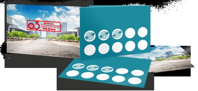 Tarjetas de fidelización personalizadas por la Imprenta online de lunes a domingo 24/7-tarjetas-de-fidelización